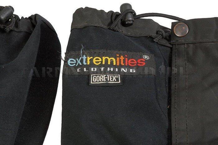 Military Gaiters Extremities Gore-tex Original Demobil
