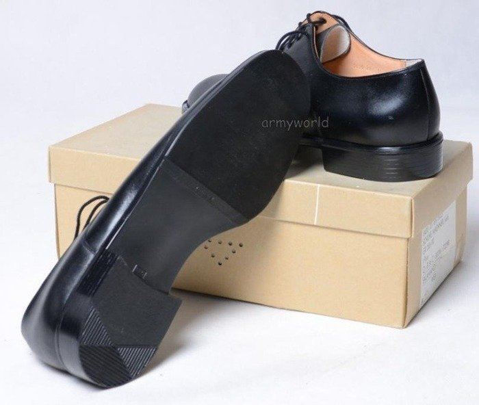Military Gala Shoes Leather NATO Original New