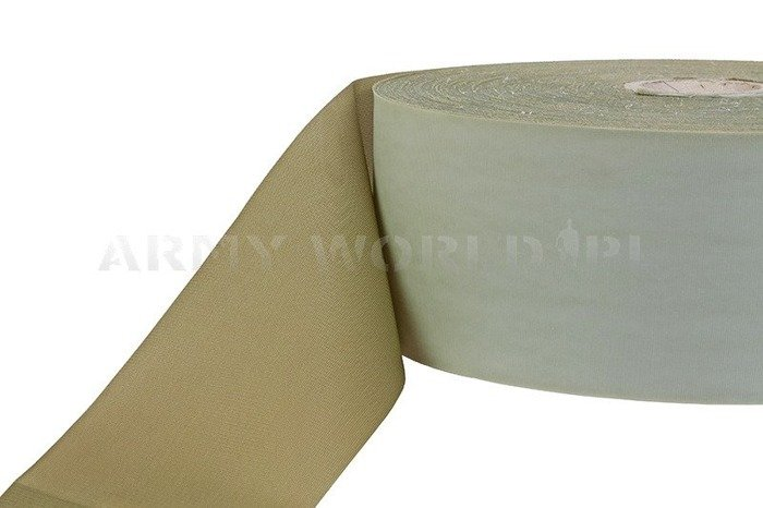 Military Goretex Repair Tape Dutch Army Oliv New