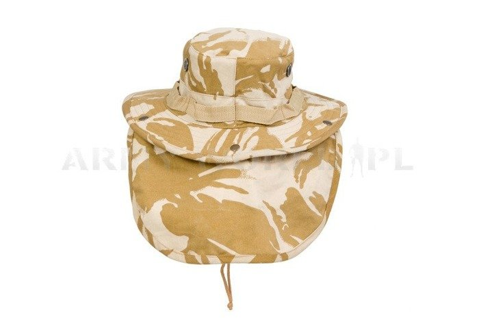 Military Hat Bonnie Hat Armyworld DPM Desert New