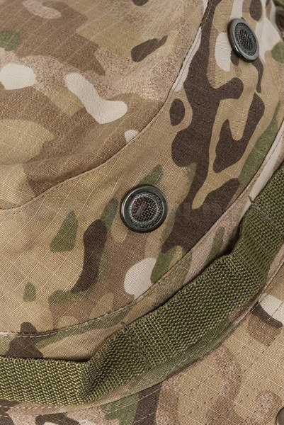 Military Hat Camogrom Ripstop New