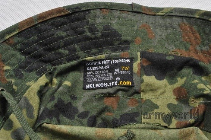 Military Hat Helikon Soldier 95 FLECTARN