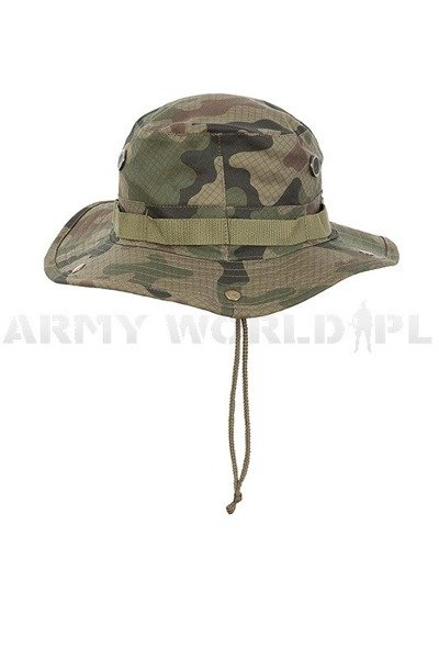 Military Hat PL Camo Wz. 93 Summer Version Ripstop New