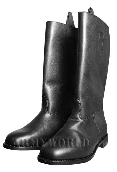 Military Jackboots Bundeswehr Honor Guard Repro WH SS Original Demobil