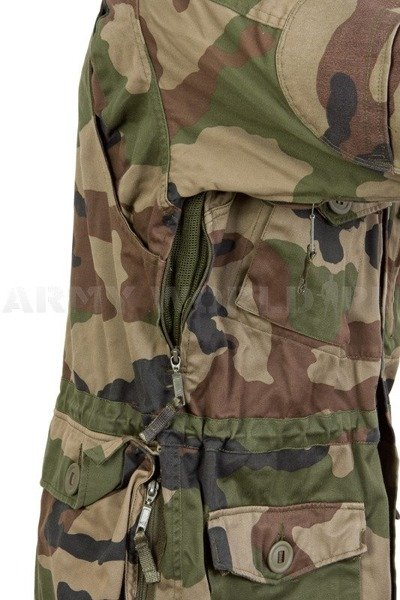 Military Jacket French Paul Boye 2009 CCE Original Used