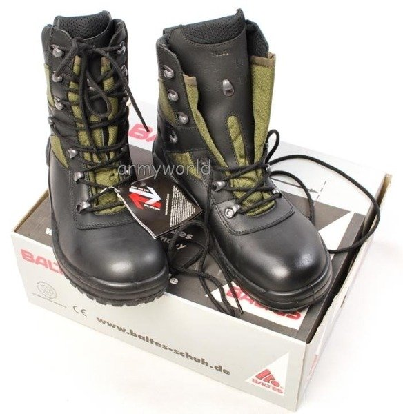 Military Leather Boots BALTES  OUTLAST Trial Version Original New Art. Nr 49121