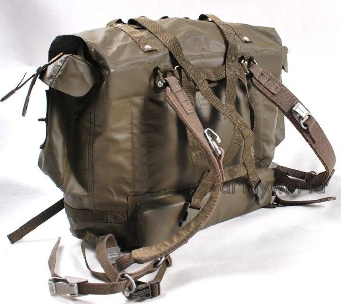 Military Mountain Backpack Model M90 Rubberised Original