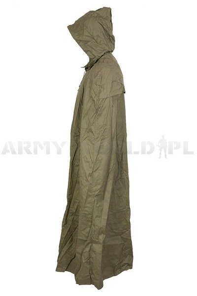 Military Officer's Cloak Gummed Polish Oliv Original Unused