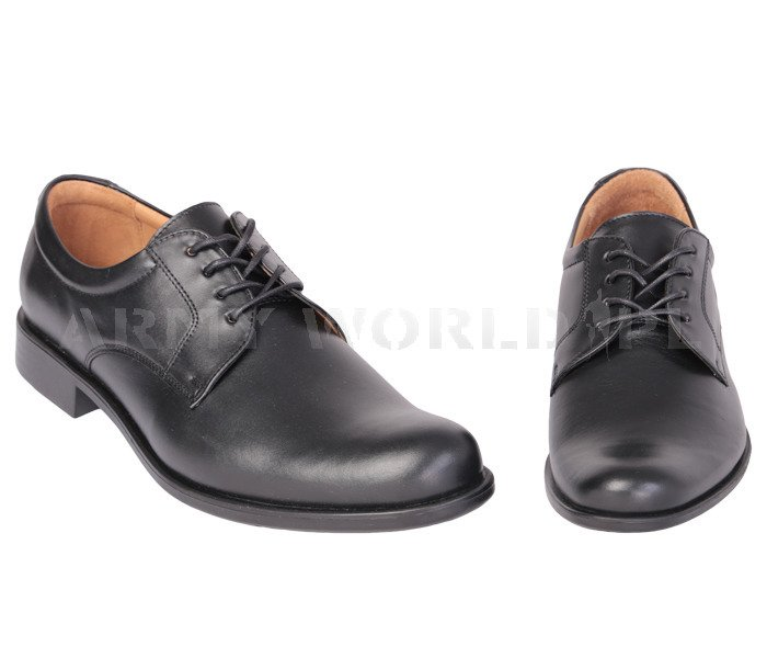Military Polish Fulldress officer saddle shoes 918A - 916A/MON Original New