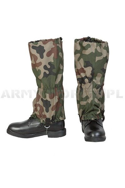 Military Polish Protectors/Gaiters Summit Wz.93 Original New