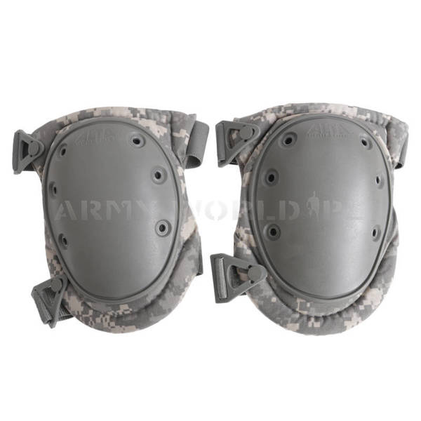 Military Protective Knee Pads ALTA US Army ACU Original Demobil Odd