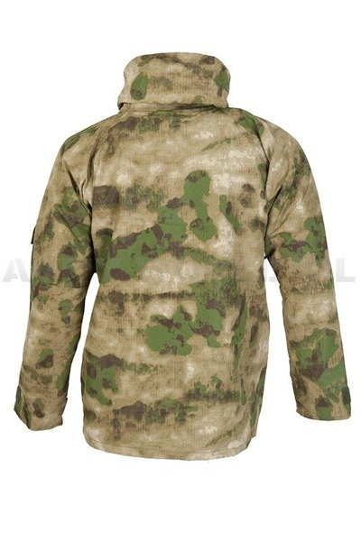 Military Rainproof Jacket  Mil-Tacs FG With liner New