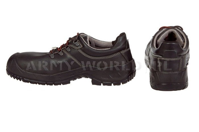 Military Safety Shoes Elten Original Used