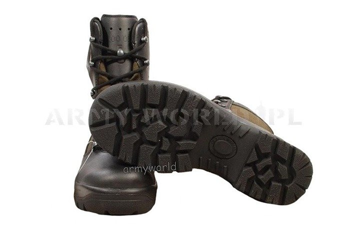 Military Shoes Jungle Boots Haix® Used In Perfect Condition