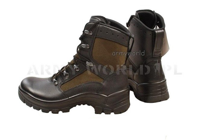 Military Shoes Jungle Boots Haix® Used In Very Good Condition