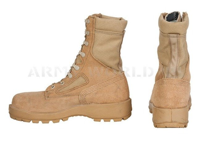 Military Shoes US Army Desert Wellco Original Like New