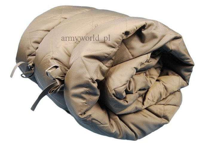 Military Sleeping Bag Bundeswehr Mummy Type Original Demobil II Quality