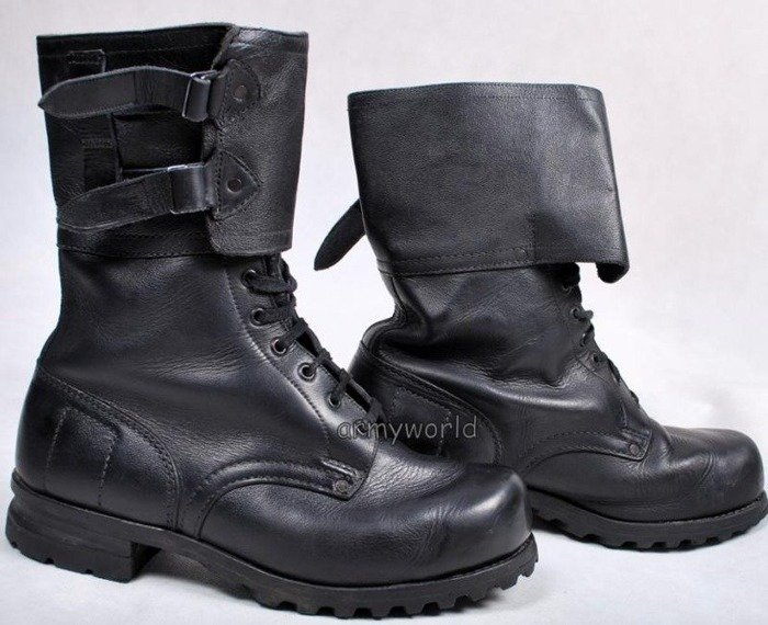 Military Slovakian Shoes Original New