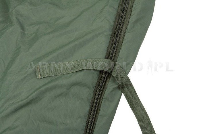 Military Summer British Sleeping Bag Light Weight Original New Model Oliv Demobil