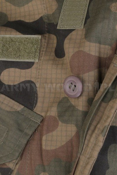 Military Summer Field Uniform.2010 123 UL / MON Set Shirt + Pants - Original - Demobil - SecondHand