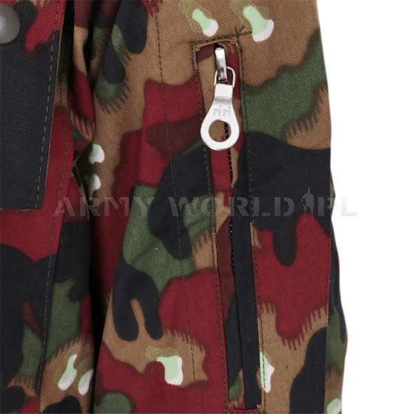 Military Swiss Coveralls Original Demobil Paintball ASG Set Of 5 Pieces