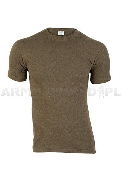 Military T-shirt  Bundeswehr Oliv Original New