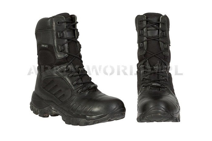 Military Tactical Shoes BATES 2400 M-9 Gore-Tex Black Original Demobil