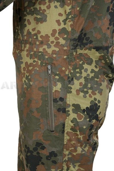 Military Tactical Tankman Suit Flecktarn Bundeswehr Paintball ASG Demobil SecondHand