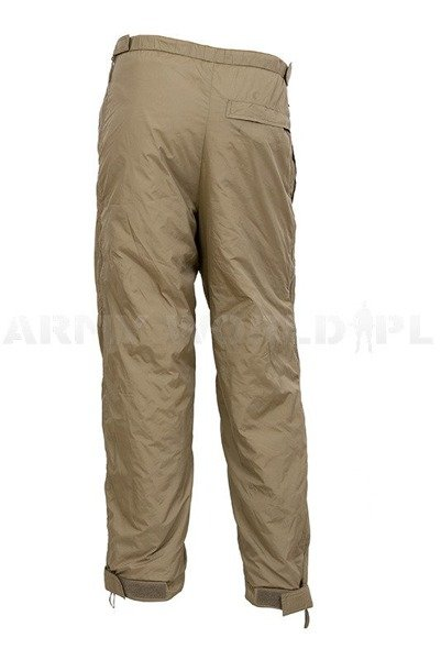 Military Thermal PCS Trousers British Army Olive Used