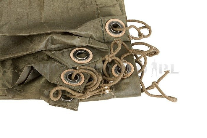 Military Tilt Tarp Oliv Original Demobil