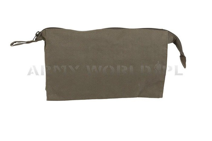 Military Toiletry Bag Bundeswehr Cordura Oliv Original Demobil M2