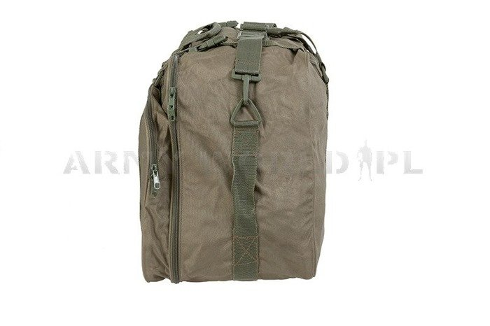 Military Travel Bag Italian Oliv Original New