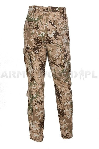 Military Trousers FLECK-ARID - german Multicam, Mil-Tec, Ripstop New