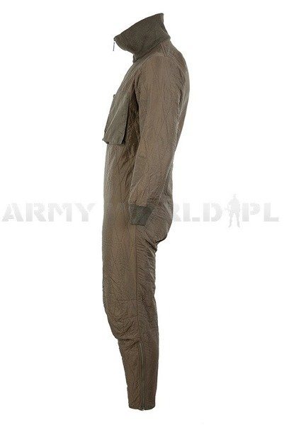 Military Warmer Bundeswehr Liner To Wear Under Suit Original Demobil