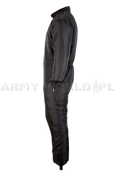 Military Warmer to Wear Under Suit 3M Typhoon 200 Thinsulate Newer Version Black Original  New