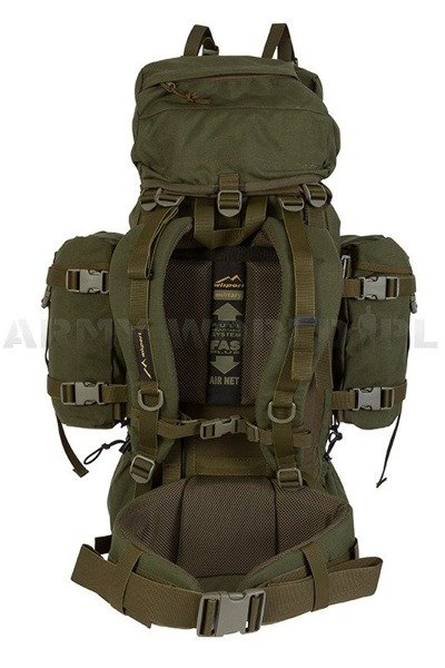 Military backpack WISPORT Reindeer 55 Oliv Green New