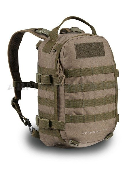 Military backpack WISPORT Sparrow 16 RAL-Oliv New