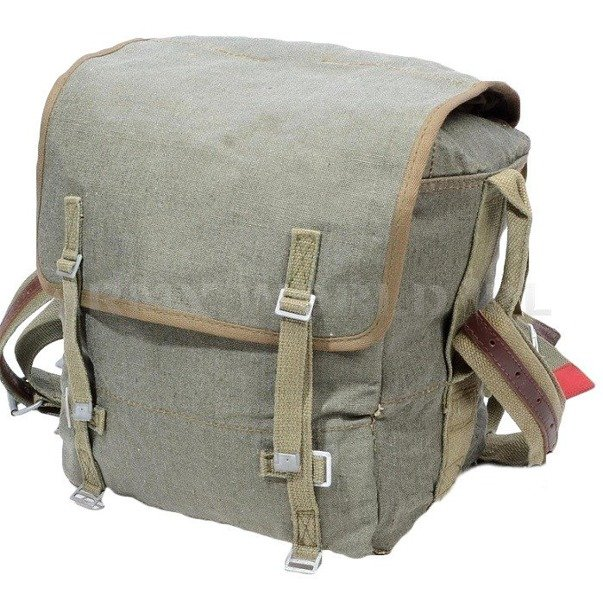 Military backpack landing soldier container Oliv Original New