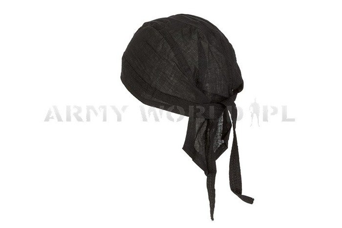Military bandana Black New