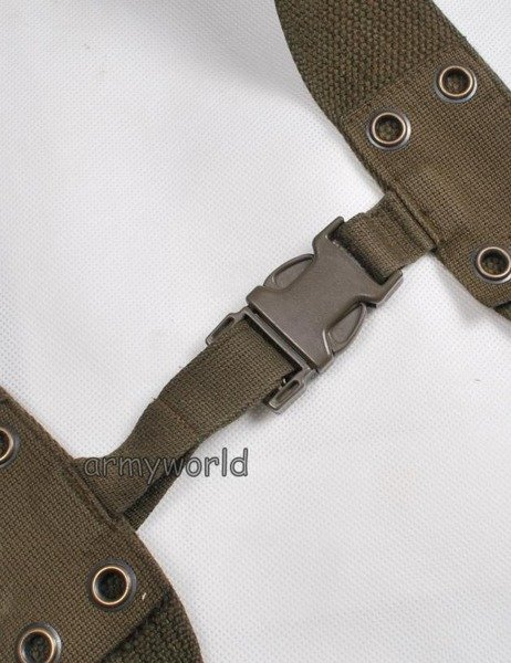Military fastening Fastex Buckle Original Oliv Demobil