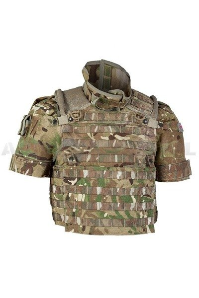 Modular Tactical Vest Cover Body Armour, OSPREY MK4 MTP British Original New
