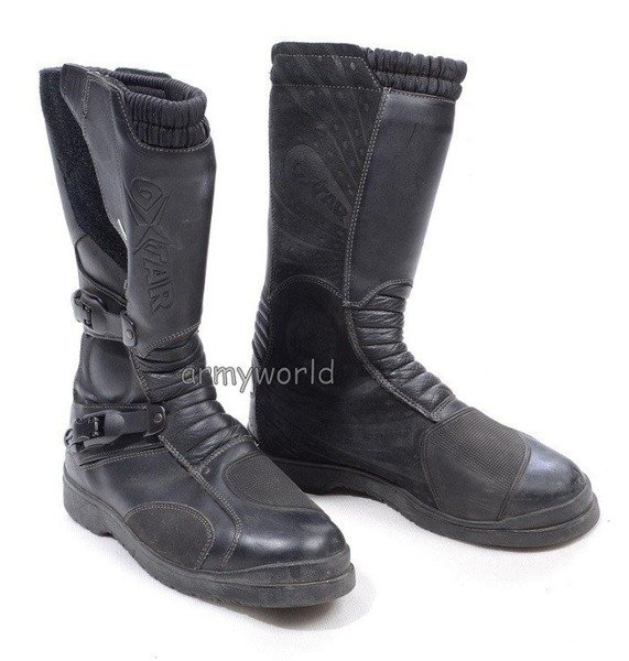 Motorcycle Boots OXTAR Infinity GTX Demobil #3 Sufficient Condition