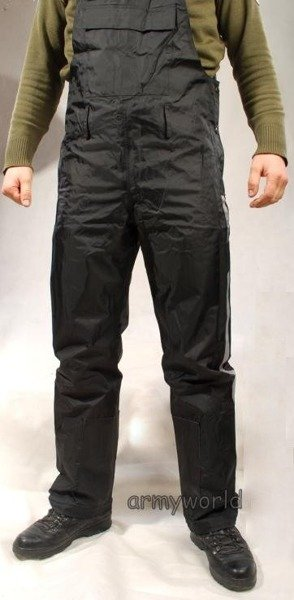 Motorcycle Trousers Dutch Waterproof Reflective Black Original New Model 3
