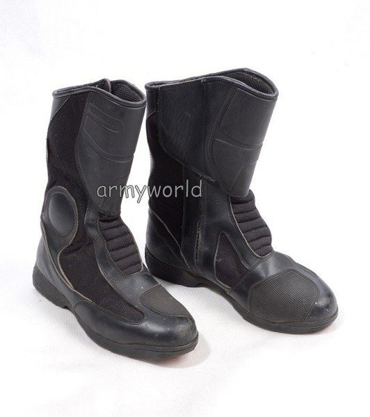 Motorcycle boots HEIN GERICKE Gore-tex Original Demobil SecondHand