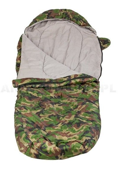 Mummy Type Sleeping Bag Lichfield Trial Midi Camouflage Used