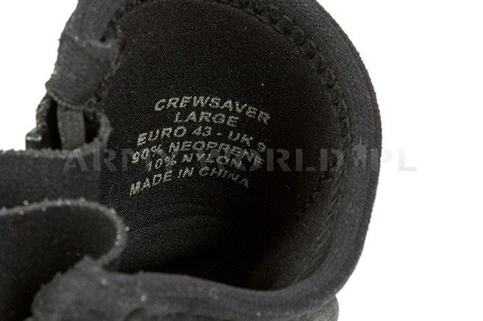 Neoprene Boots Crewsaver Black Used