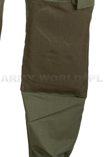 Pants KSK Light Bundeswehr Special Forces Oliv Summer Version Mil-tec New