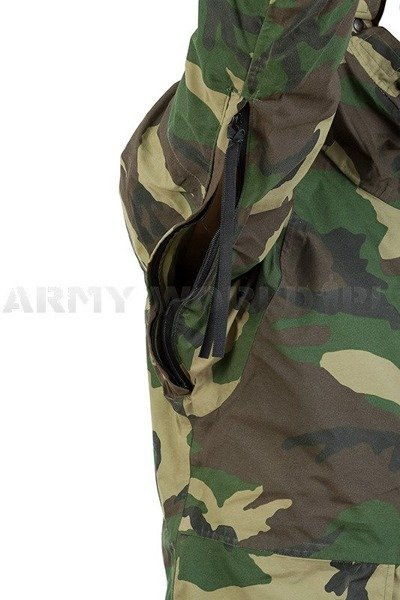 Parka Jacket Cold Weather US Army Gore-tex Original Military Surplus Used