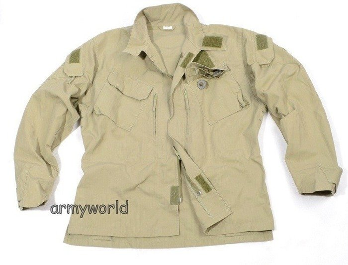 Physical training uniform 2-pieces 103/BOR Khaki Original Demobil Secondhand