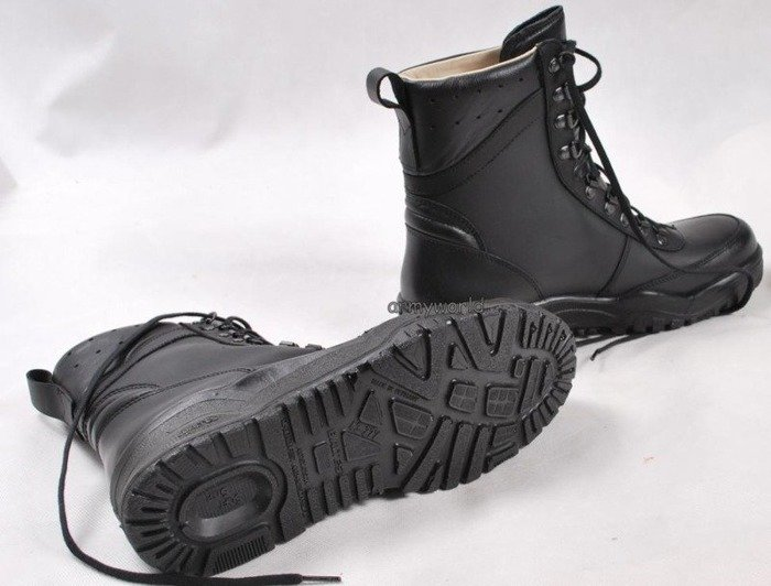 Police Leather Shoes Baltes New Art .Nr 30030